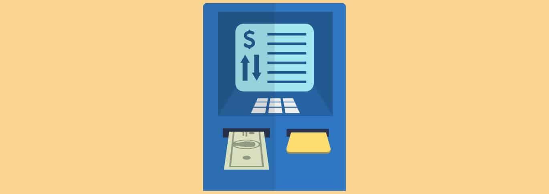 machine qui accepte des cartes de crédit